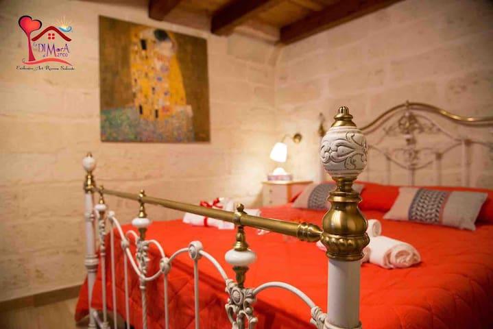 La DIMorA di Marco - Exclusive Art Rooms Salento