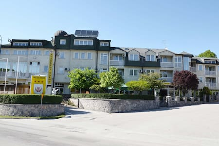 HOTEL SUNCE - Saraybosna - Oda + Kahvaltı