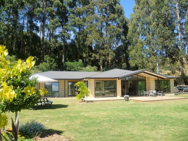 Peacef, semi-rural - Private room and ensuite - Taupo - House