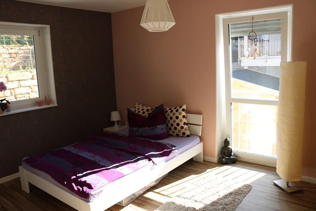 Euer Gästezimmer - Bett