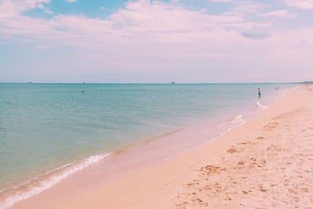 Пляжный сезон - Golubitskaya - Pensió
