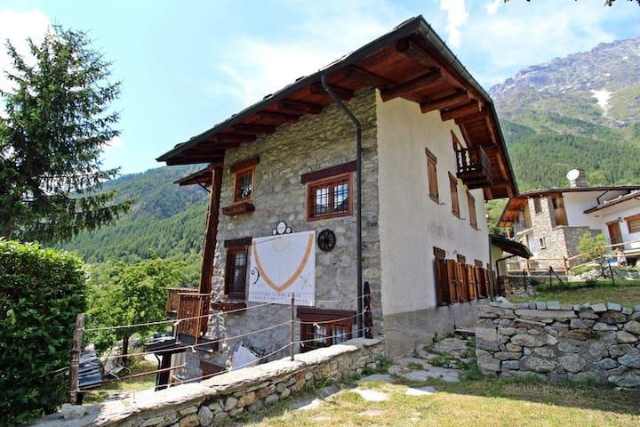 Appartamento in un paesino di montagna
