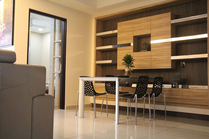 Molek Pine 3 Luxury Condo awarded GBI GOLD rating - Johor Bahru - Wohnung