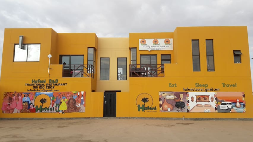 Hafeni Bed and Breakfast (Hafeni Tours)