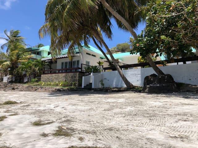 Friendship Beachfront Cottage