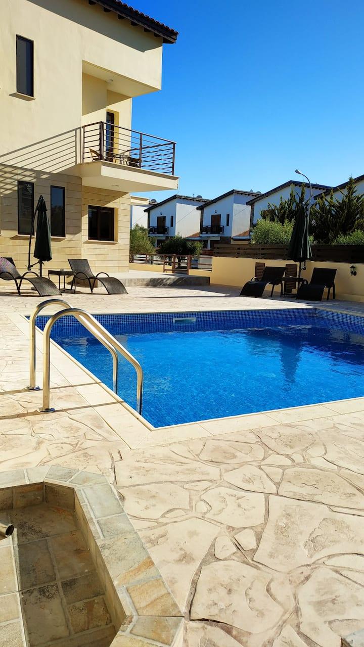 Afordite Luxury Villas Complex