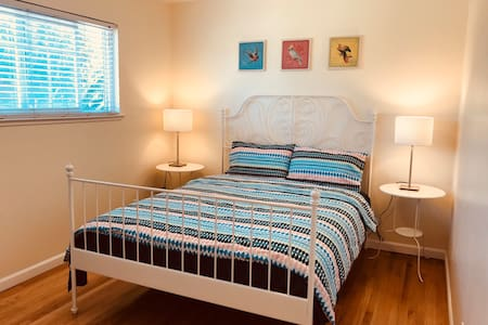Silicon Valley San Jose #2 bedroom queen size bed
