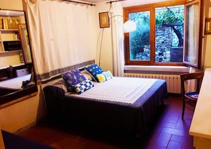Camera doppia presso Belle Èpoque lavillaimperiale - Carrara - Casa de camp