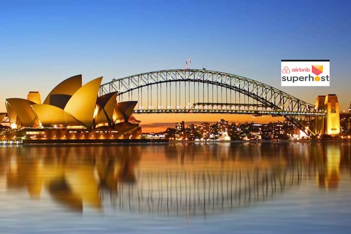 Contactless Studio - Sydney City 7 mins by train