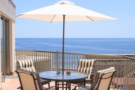 Apartment für 4 mit Meer- und Hafenblick (7007) - Cala Ratjada