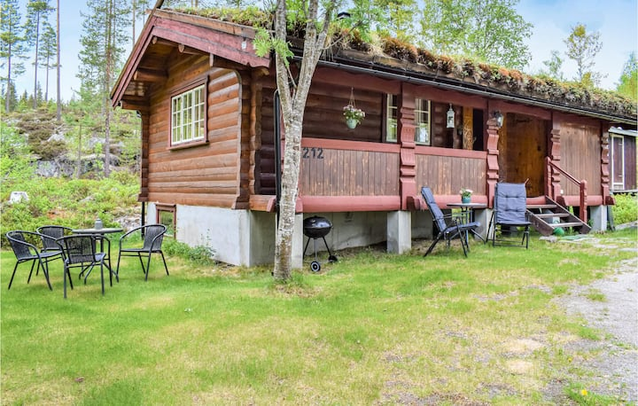 Beautiful home in Vråliosen with 2 Bedrooms