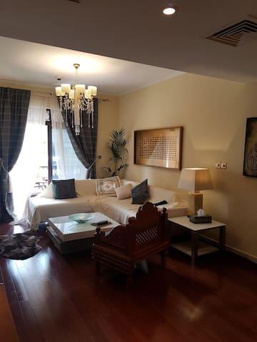 Cozy 1 bedroom in Downtown Burj Khalifa District - Dubai - Apartamento