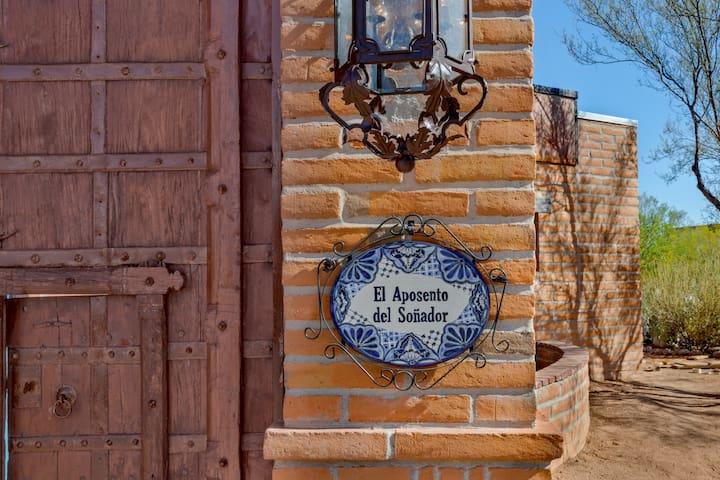 "El Aposento del Soñador  "" The Dredamers Quarters"""