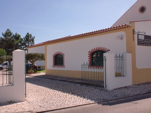 Chão de Ourique, rural experience next to the city - Vila Chã de Ourique - 別荘