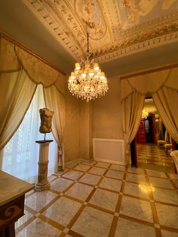 Palazzo Cherubini-palazzo nobiliare del XIX secolo