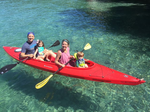 Kayaks & Paddleboard