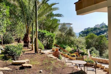 Villa with pool, 2 minutes to beach of Santanyi!! - Cala Santanyí - House