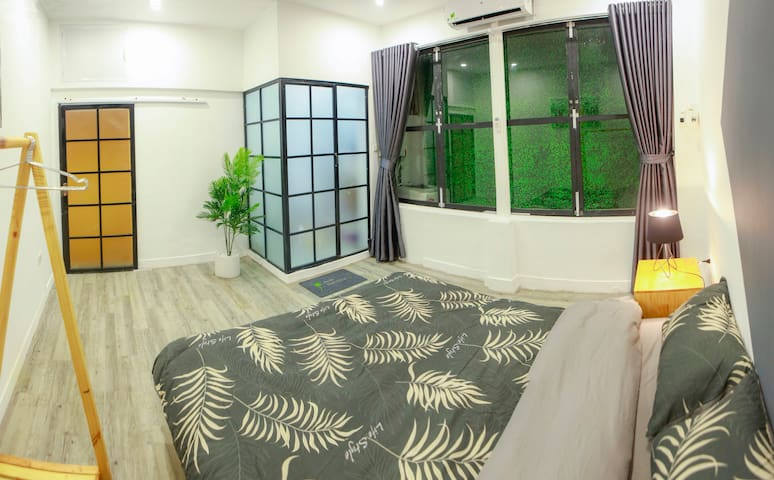 GAO Home-R.Modern - private room - center of Hanoi