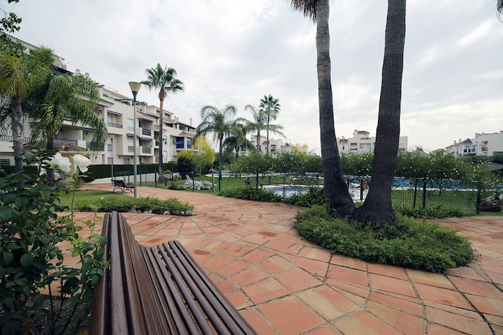Ground Floor Apartment in Marbella
