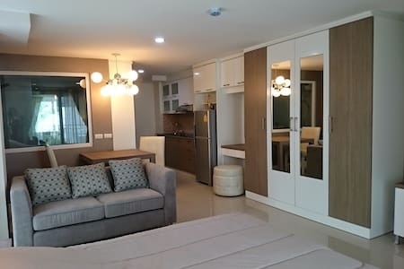 Doi Suthep mountain view condo - Osakehuoneisto