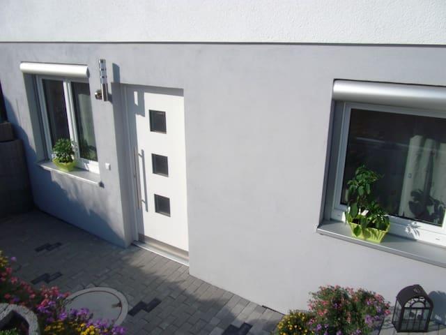 Neue, Ferienwohnung mit hohem Ausstattungsniveau - Stockach / Wahlwies - Appartement en résidence
