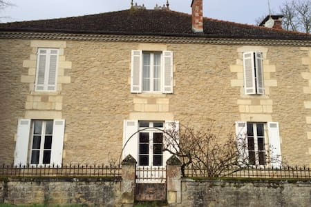 Jolie maison Girondine - Bassanne