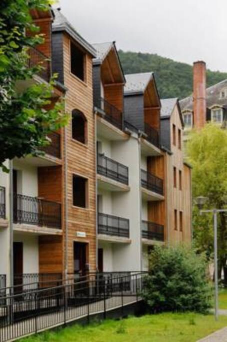 Les Jardins De Ramel Appt 4 Pers Avec Balcon