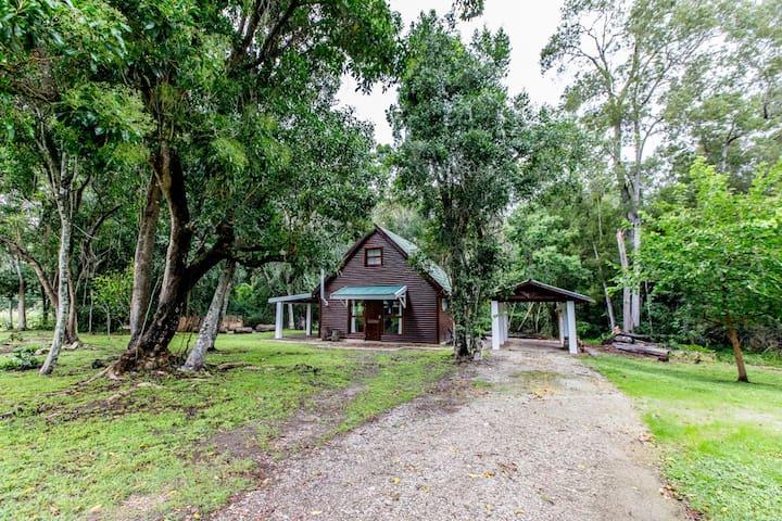 Bush Cottage, Plettenberg Bay, South Africa
