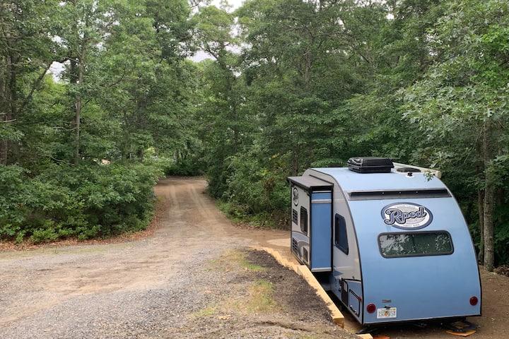 Brewster Bog Glamping in a Charming Camper