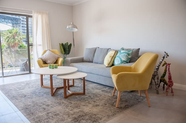 Brand New 2 Bed Apartment in Manhattan Quarter - Cape Town - Huoneisto