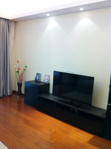 晋合水巷邻里花园4室2厅JinHope Garden Neighborhood 3BR2BR - Suzhou - Apartemen
