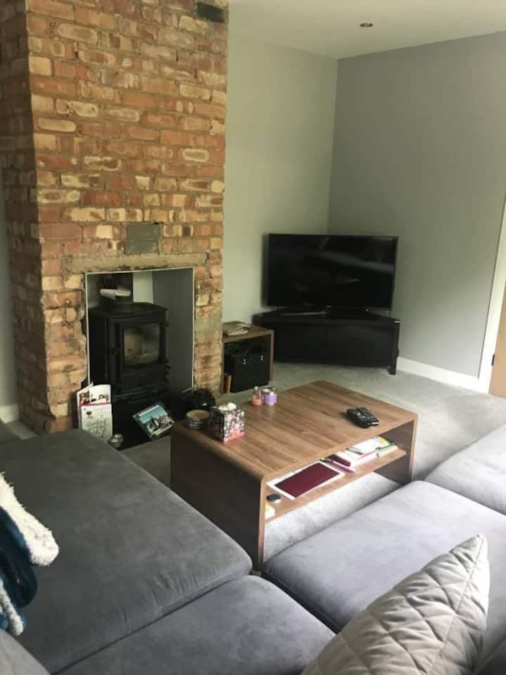 Modern, spacious and cosy home in Horwich