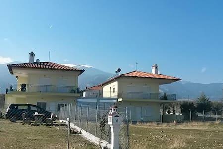 Ηλιόλουστα διαμερίσματα, Giannis apartment 1. - Leptokarya - Kondominium