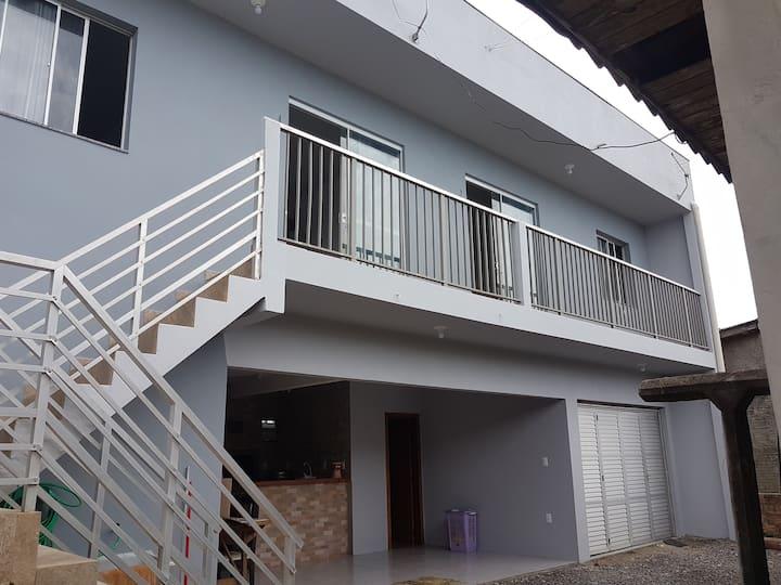 Apartamento  01  perto da praia a 200mts