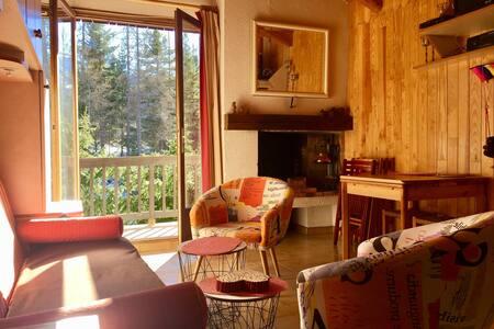 Appartement ski à Auron