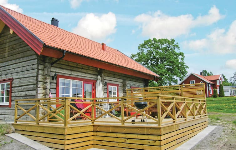 Holiday cottage with 2 bedrooms on 86m² in Gårdsjö