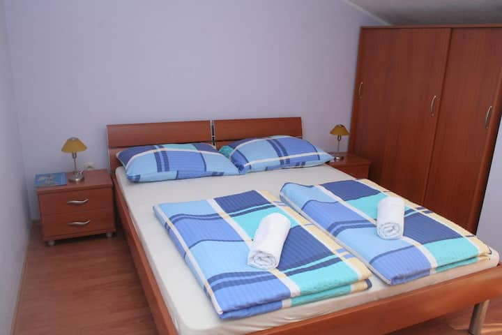 One bedroom apartment with balcony Vodice (A-4210-d)