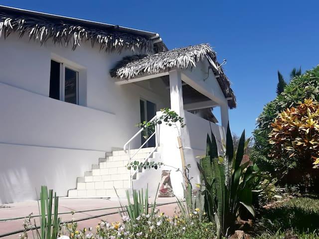 Maison au calme avec vue sur la baie de Diego