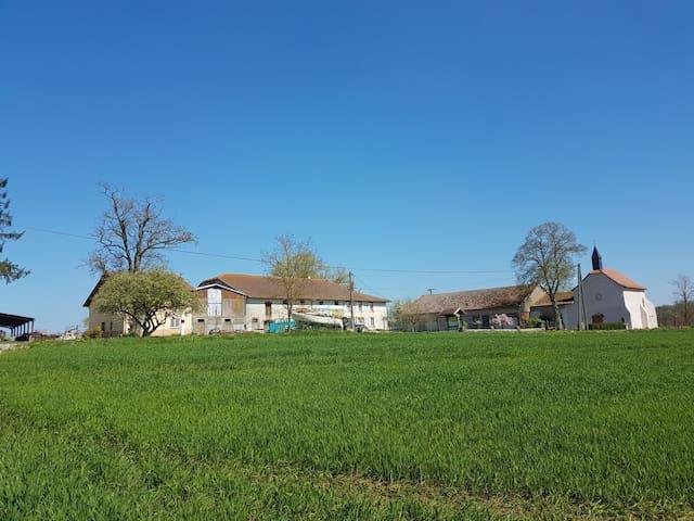 Vacance à la ferme - Belles-Forêts - Apartmen