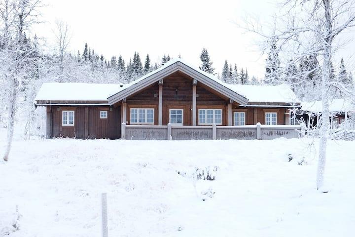 Nice and cozy cabin, Gålå, renovated summer 2019