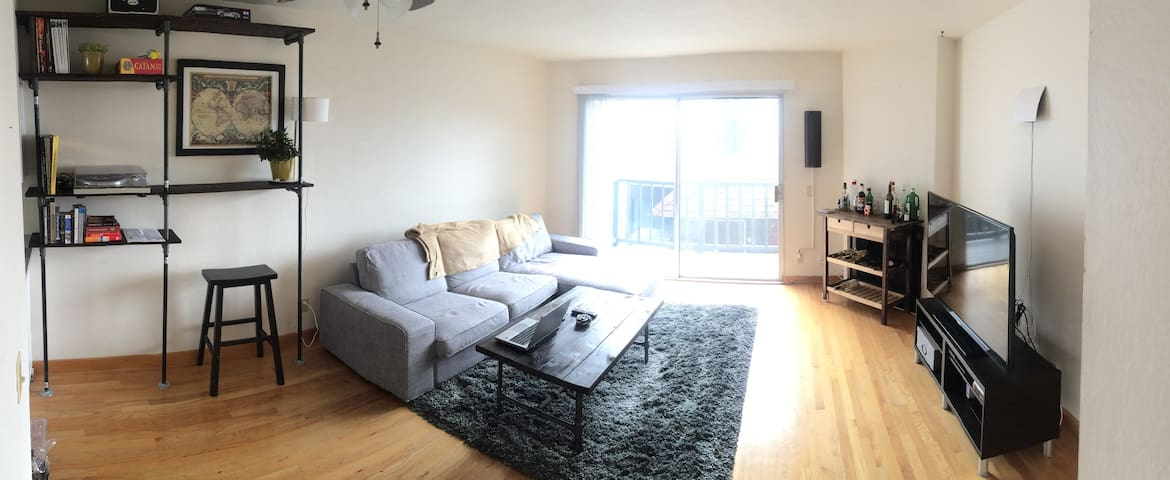 Private Room in Twin Peaks - San Francisco - Appartement
