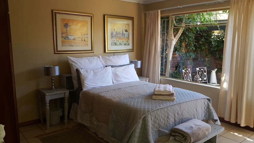 Tranquil private Selfcatering