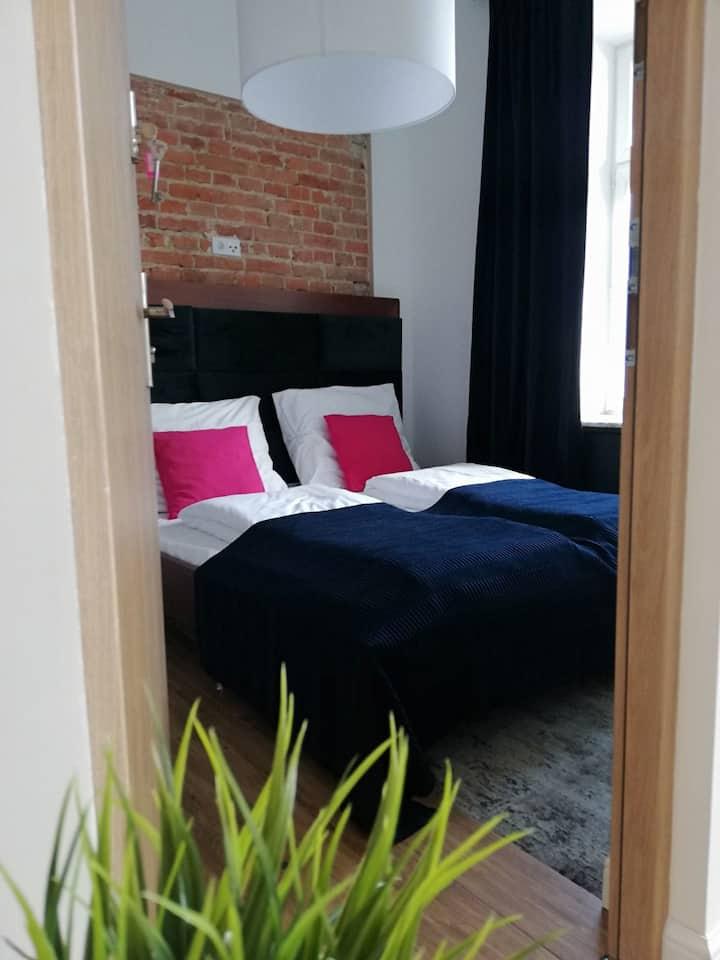 Rooms Lubartowska Street pokój  z  łazienką 5a