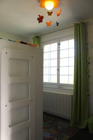 Bedroom 2 (90x190), 1st floor