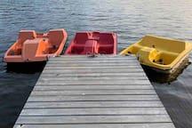 LE2177 - Chalet 1 chbre avec accès au lac Sarrazin