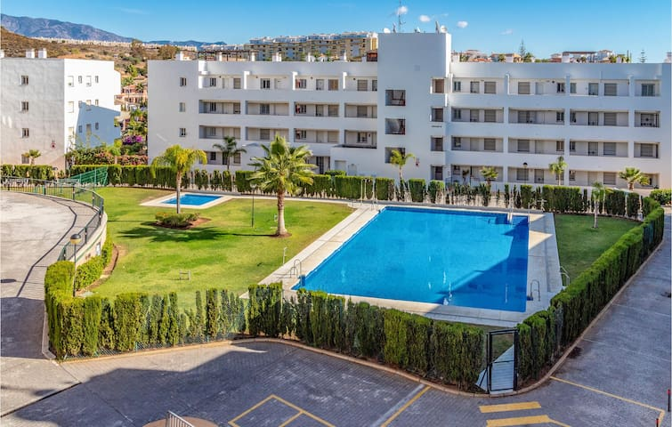 Holiday apartment with 2 bedrooms on 65m² in Mijas Costa