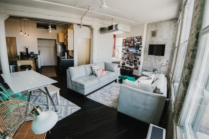 Clean apt just for you | 1BR in Dayton