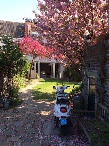 Appartement in binnenstad Zaltbommel