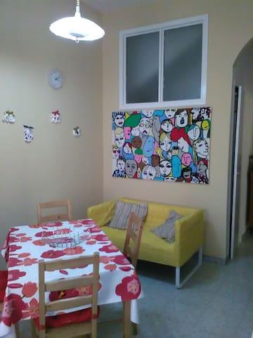 Appartamento arredato a Rosolini