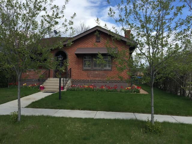 Relax In this Historic Brick Home - Cheyenne - House